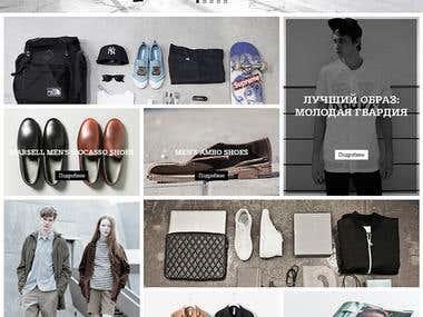 Caribou online fashion store
