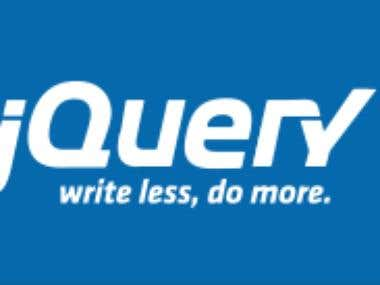jQuey plugin use with jQuery advance