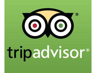 Scraper for tripadvisor.com