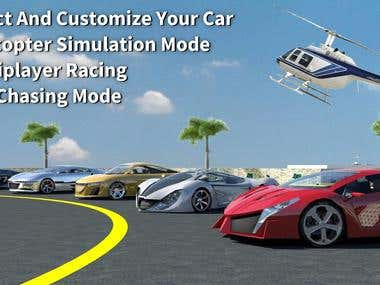 Car Simulator 3D 2015. 1.2 Million + Download