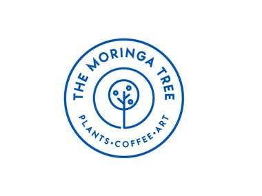 moringa tree logo