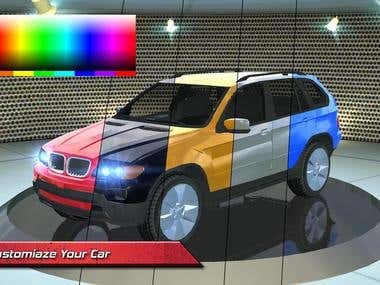 Car Simulator 2017 SUV. 75,000+ Download