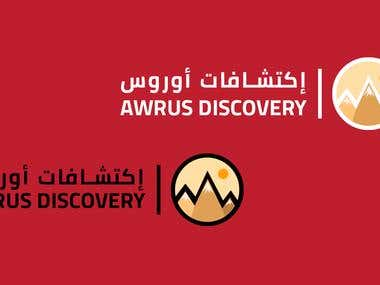 Logo For Awrus Discovery
