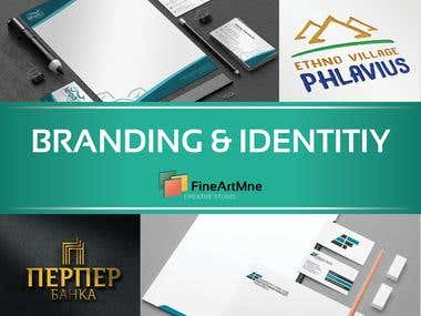 Branding & Identity -CLICK for more-