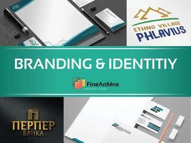 Branding & Identity -CLICK for more-