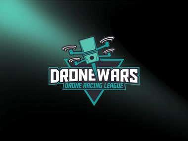Logo for Dronewars.