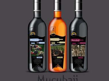 Etiquetas | Mucubaji | Vino Artesanal