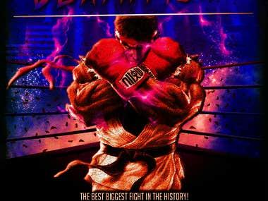 Street (A Movie Poster)