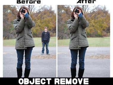 Photo Edit & Object Remove
