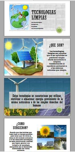 Diapositivas TECNOLOGÍA LIMPIAS