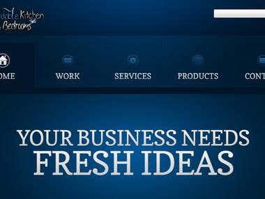 Our Kitchen Website