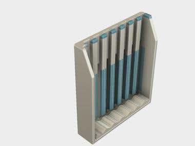 ESD FPP box for LG Company
