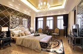 This is room interior,.
