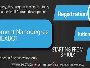 android NAno Degree