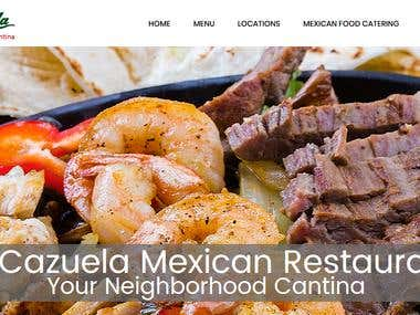 La Cazuela :: Your Neighborhood Cantina for family