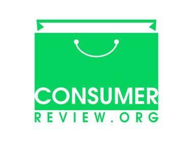 Logo for consumer review.org