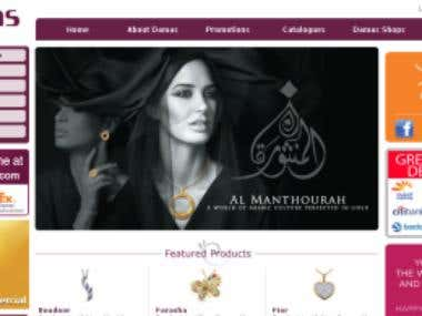 Products Images Design, Logo /Graphics -Jewellry Shop