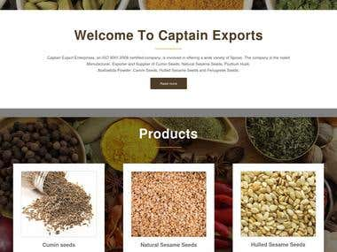 Captain Exports