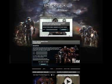 Boomdizzle - Halo Smack Talk Contest Page