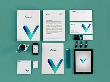 Corporate Identity Graphic designer