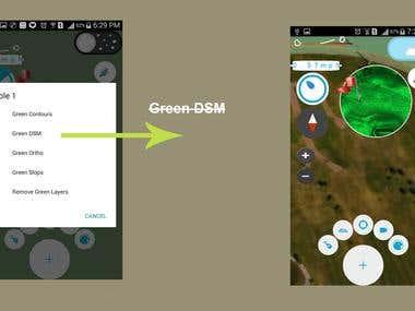 Golf Course (Indoor Map)