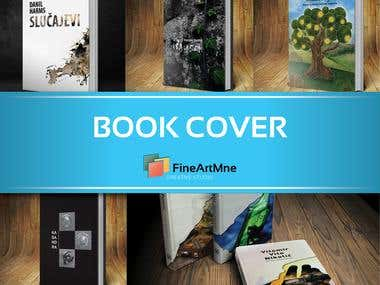 Book cover design -Click for more-