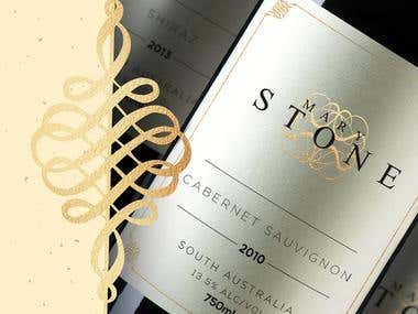MaryStone Wines Brochure