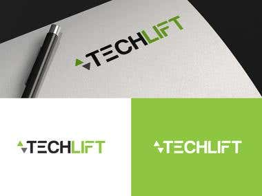 Techlift Logo Design