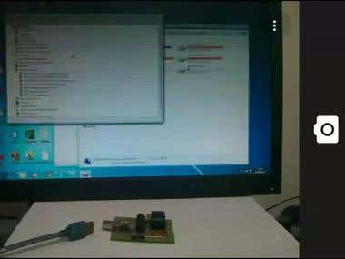Bluetooth Low Energy Dongle work as HID Keyboard