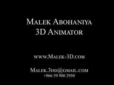 3D Animation Characters