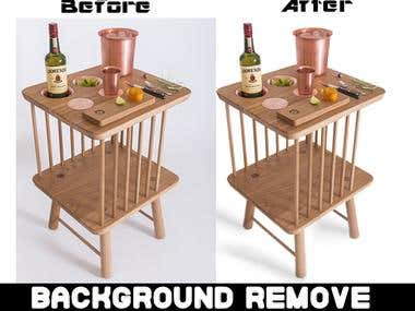 Background Remove With Shadow