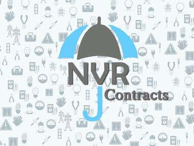 Logo of NVR Contracts