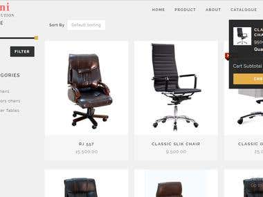 Rajdhani Office Solution : A Furniture online store