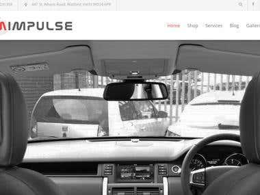 "A Project on ""Cars Electronic"" IMPULSE www.impulsecar.co.uk"