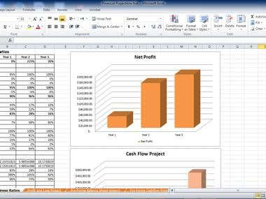 Financial Statement in a business plan