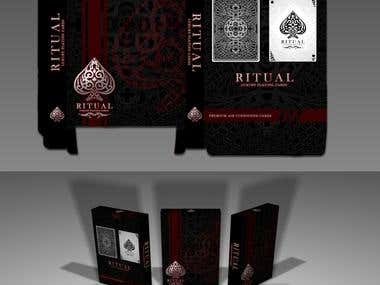 Winning Design, Ritual Playing Cards
