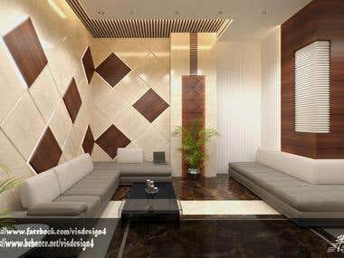 Design of reception