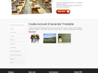 Educational Organization Activity Summarizer