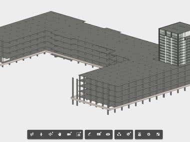 Project in Progress Gran Tama Shopping Center San Cristobal,