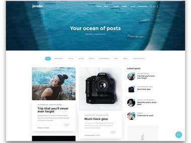 jevelin - Wordpress