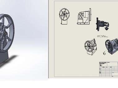 Design of machines