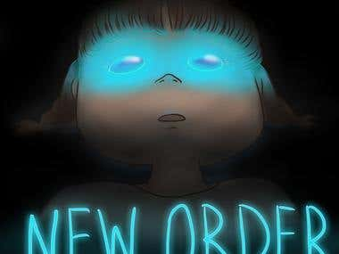 NEW ORDER (cover for track)