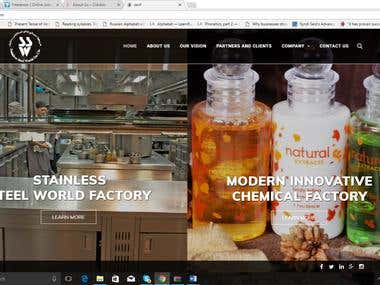 Website for SSWF