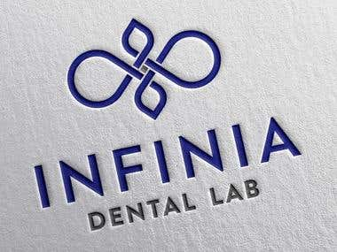 Logo design for a Dental Lab