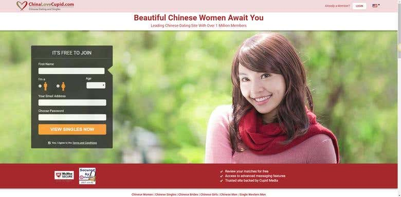 Name of dating site in china