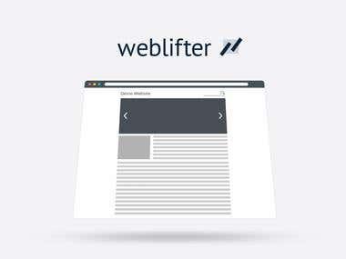 Weblifter