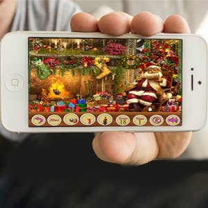 Hidden Objects:A Christmas Special mobile game