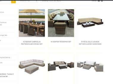 Product Upload on (WP) Woo-Commerce Website