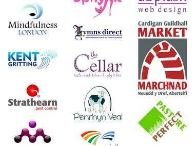 Creative Logo Designing Portfolio