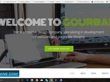 Website For Gourbane